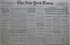 4-1931 APRIL 5 MANAGUA GUARDS KILL 21. MARTIAL LAW. ROCKNE LAID TO REST.