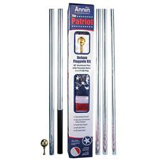 New listing The Patriot 20 Ft. Aluminum Flagpole 3 Ft. X 5 Ft. Nylon Us Flag