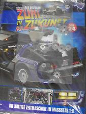 """Bau den DeLorean *Nr. 24 * """"Zurück in die Zukunft """"(Zeitmaschine-Version) 1:8"""