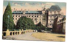 blois  le château  façade françois 1er