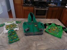 Teenage Mutant Ninga Turtle Boys Lot 4T& 5T Mixed Jacket,Pajamas & Shirt