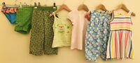 Baby Girls Bundle 18-24 Months JoJo Maman Bebe Ladybird OshKosh <D4259