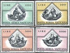 Vatikanstaat 590-593 (kompl.Ausgabe) gestempelt 1971 Evangelisten