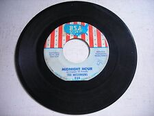 The Messengers Midnight Hour 1967 45rpm GARAGE