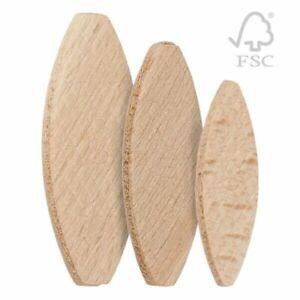 Flachdübel 20 10 0 Holzdübel wie Lamello | für Flachdübelfräse | in Systembox
