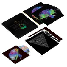 MUSE THE 2ND LAW DOUBLE LP VINYL AND CD AND DVD NEW 33RPM LTD ED