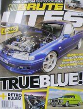 Brute Utes & Vans Magazine No 49 - 20% Bulk Magazine Discount