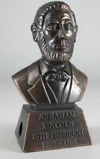Miniature Metal Pencil Sharpener - ABRAHAM LINCOLN  !!!!!