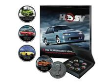 Holden HSV Enamel Penny 9-Piece Coin Set - LIMITED Edition