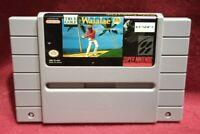 True Golf Classics: Waialae Country Club (Super Nintendo Entertainment System)