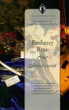 Mycroft Holmes Novels: Embassy Row by Quinn Fawcett (1998, Hardcover, Revised)