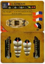 Wizkids Pirates Pocketmodel - L'Afrique (ship) PofBC 078 C