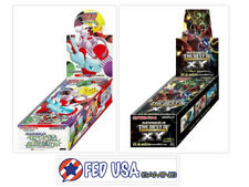JAPANESE Pokemon TCG BEST OF XY BOOSTER BOX & SHINING LEGENDS Booster Box Bundle