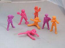 Vintage 1980s Mattel C.U.T.I.E. Cutie Miniature Figure lot 7 1986