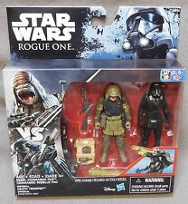 "Star Wars Rogue One Pao vs Death Trooper 3.75"" Action Figure 2-Pack - Wave 1"