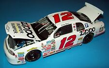Jimmy Spencer 1999 Zippo #12 Busch Series Chevy Team Caliber Owners 1/24 NASCAR