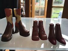 bratz shoes and boots 3 pairs