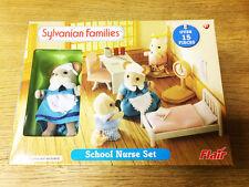 Sylvanian  Families SCHOOL NURSE SET FLAIR 4417 BRIE NORWOOD BNISB
