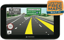 "Navman Ezy400lmt 5"" GPS & MicroSD 32gb Memory Card"
