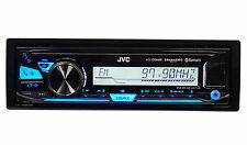 JVC KD-X33MBS 1Din Marine Digital Media Receiver w/Bluetooth+USB+pandora Control