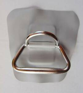 1 X INFLATABLE BOAT STAINLESS STEEL GRAB HANDLE ON PVC PATCH WATERCRAFT PARTS