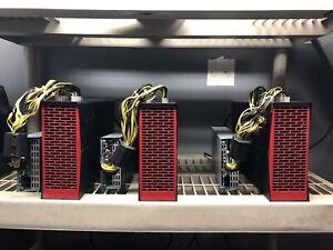 Obelisk SC1 Gen 2 Dual Hashboard, 1100 GH/s Includes PSU, SC/BTC Miner
