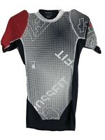Reebok - CrossFit - RCF Compression Fitness / Athletic Shirt sz S Small EUC