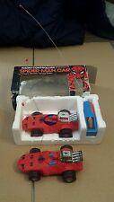 1977 remote control spiderman car