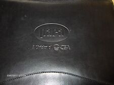 Real Leather 14'' Document Portfolio Briefcase - New PARA/CEA Logo