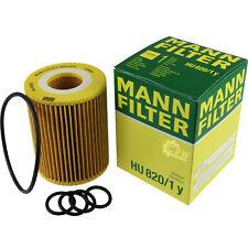 Original MANN-FILTER Ölfilter Oelfilter HU 820/1 y Oil Filter