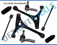 Ford Taurus Sable 8pc Front Lower Control Arm Pair & Inner Outer Tie Rod Kit