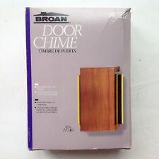 Mib Vintage Broan modern Door Chime new in box Rc212 doorbell