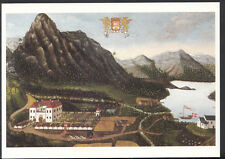 Artist Postcard - Baroniet Rosendal, Hans Sager: Baroniet Rosendal 1705 - MB2401