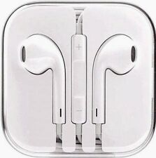 Genuine Apple Earphones Headphones for iPhone 5s 5c 6 6s EarPods/ Mic MD827