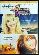 Hannah Montana The Movie Dvd Noleggio