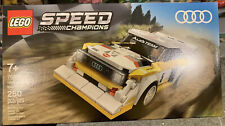 LEGO 76897 Speed Champions 1985 Audi Sport quattro S1 New & Sealed Free Shipping