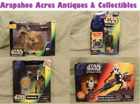 Star Wars Power of the Force, Action Figures, NIB