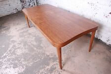Gilbert Rohde for Herman Miller Art Deco Paldao Group Extension Dining Table