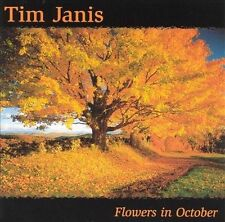 NEW - Flowers in October by Tim Janis