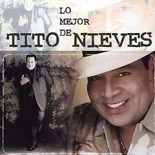 Tito Nieves : Mejor De Tito Nieves [us Import] CD (2005)