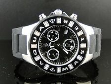 New Ladies Aqua Master Jojo Joe Rodeo Jelly Black Diamond Watch 38Mm .24 Ct