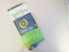 Sockguy CycleOps Power Socks - Grey/Yellow (S/M, Sizes 5-9) (NEW) RRP £10 COSX01