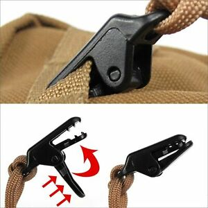 10 Pcs tent awning canopy clip tarp canvas clamp clip snap anchor gripper tool