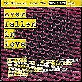 Various Artists - Ever Fallen in Love CD. Punk new wave
