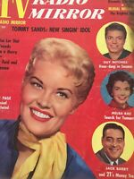 Vintage Collectible TV Radio Mirror Movie Magazine June 1957 Patti Page