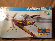 REVELL 1/32 LONE EAGLES SPITFIRE Mk.1 MODEL KIT #4555 NISB-