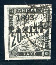 OCEANIE PORTO 1893 Yvert TT 21 gestempelt signiert CALVES 650€(S5541