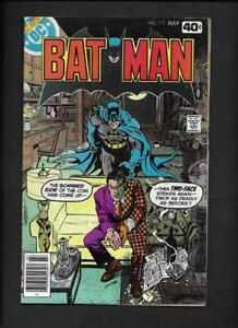 Batman #313 VG+ 4.5 High Resolution Scans