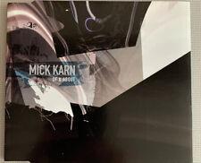 Mick Karn Of And About 2006 CD Single Like New RARE!