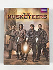 Coffret Blu Ray The Musketeers L'INTEGRALE De La Saison 1 (les 3 mousquetaires)